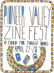 Pioneer Valley Zine Fest