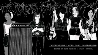 "Cover of ""International Girl Gang Underground"""